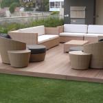 Terrass, decking, terasa, terase, aed, piire, fence, laudis, wall cladding, fassaad, rolfi spacer cork, kork padjad