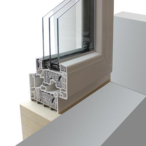 Window Linirec, soojustusmaterjal, soojustus, soojusisolatsioon, PUR, PIR, kivivill, klasvill, tselluvill, niiskuskindel, veekindel