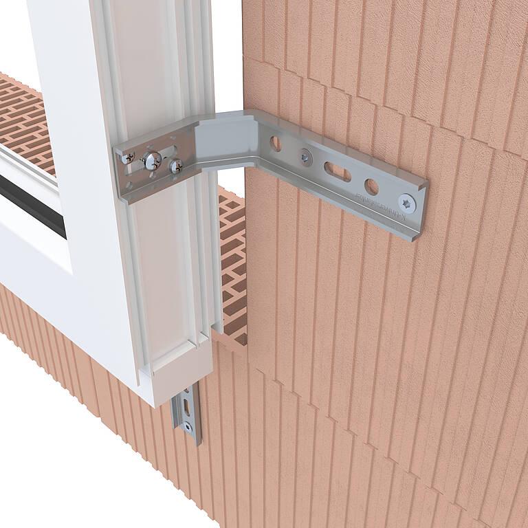 Termoraam, akende paigaldus, paigaldusankur, paigaldusraam, aknapaigaldusraam, aknapaigaldussüsteem, aknapaigaldusprofiil, aknapaigaldus, montaažisüsteem, alustugi, paigaldusdetail, kandur, energiasäästlik, kulusäästlik, külmasild,fassaadinurgik, montaažiankur, montaažiplaat, metallist ankur, metallist konsool, paigalduskonsool, paigaldussiin, paigaldusankur, kinnituslahendus, Knelsen