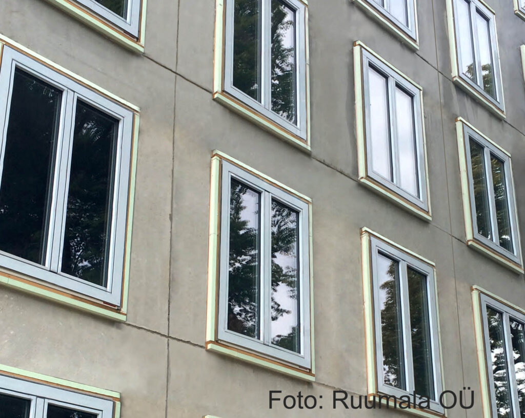 Termoraam, akende paigaldus, aknapaigaldusraam, aknapaigaldussüsteem, paigaldussüsteem, aknapaigaldusprofiil, aknapaigaldus, montaažisüsteem, alustugi, kliima, Ψ-väärtus, passiivmaja, liginullenergia, winframer,